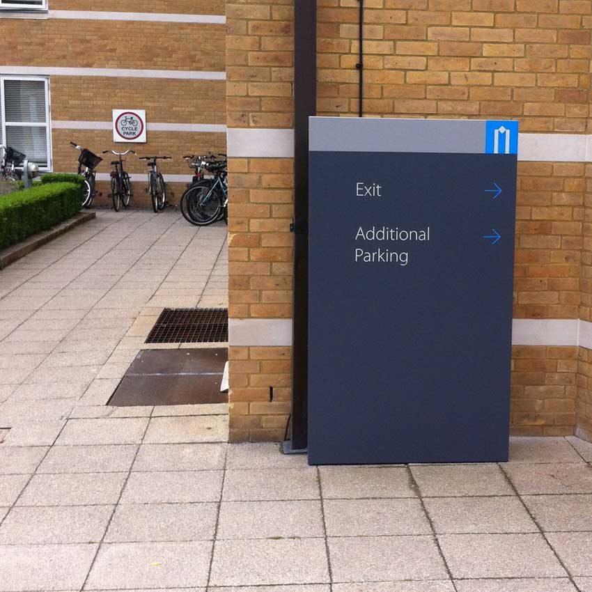 Wayfinding Signage   Signs & Graphics