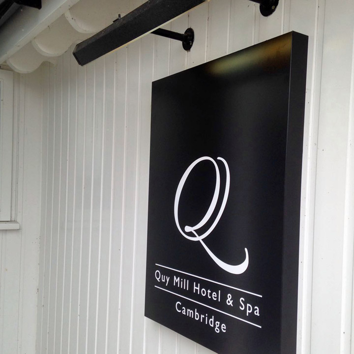 Hotel Signs | Signs & Graphics Cambridge