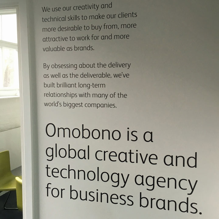 Digital Wallcoverings | Office Signs Cambridge