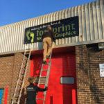 Footprint Signs | Unit 55 Clifton Road Industrial Estate