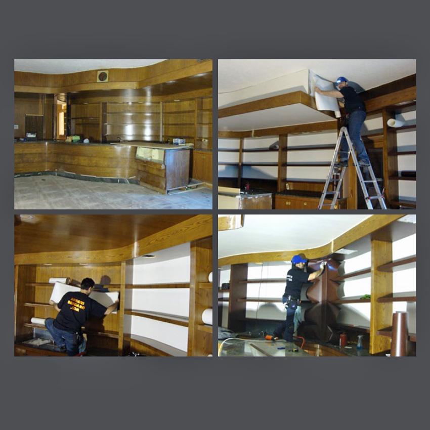 DI-NOC Architectural Finishes   Architectural Laminates   DI-NOC