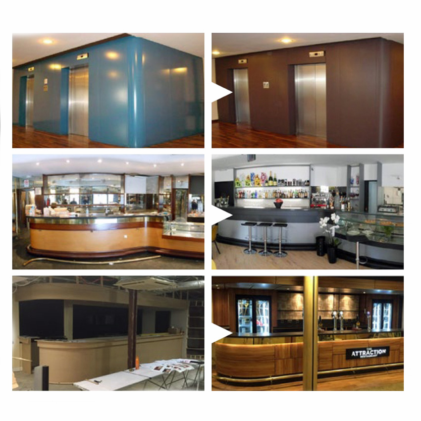 DI-NOC Architectural Finishes | DI-NOC Laminates